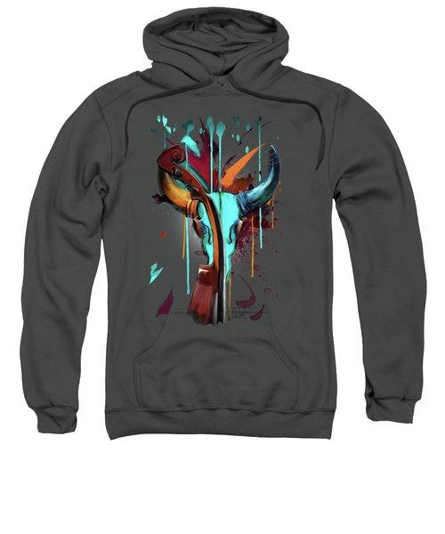 Taurus Sweatshirt by Melanie D
