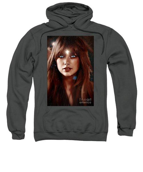 Taylor Swift - Goddess Sweatshirt by Robert Radmore