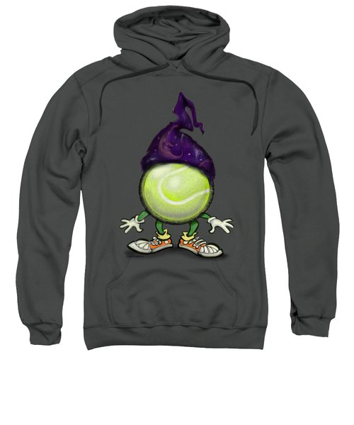 Tennis Wiz Sweatshirt by Kevin Middleton