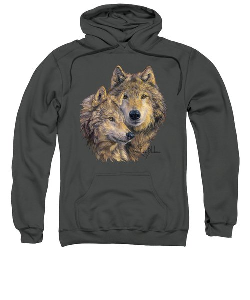 The Bond Sweatshirt by Lucie Bilodeau