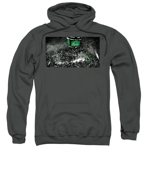 The Boston Celtics 2008 Nba Finals Sweatshirt by Brian Reaves