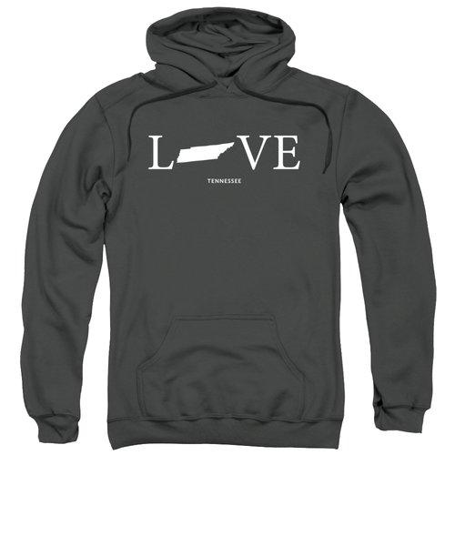 Tn Love Sweatshirt by Nancy Ingersoll