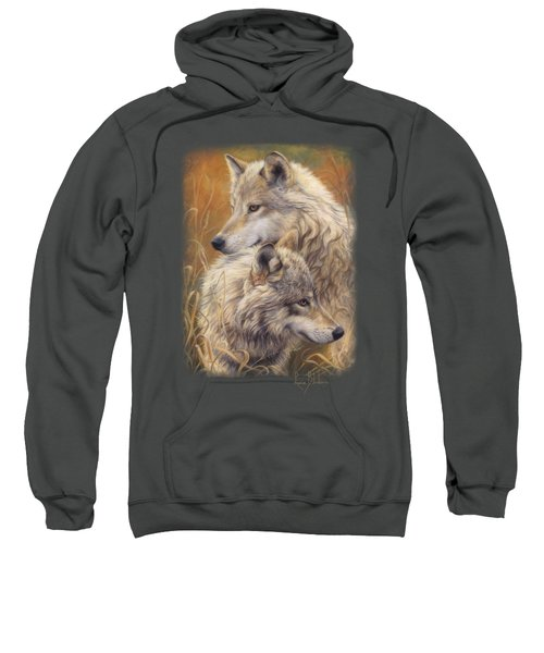 Together Sweatshirt by Lucie Bilodeau