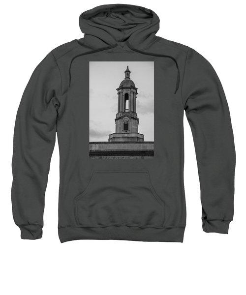 Tower At Old Main Penn State Sweatshirt by John McGraw
