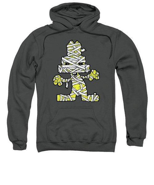 Undead Bunny Sweatshirt by Bizarre Bunny