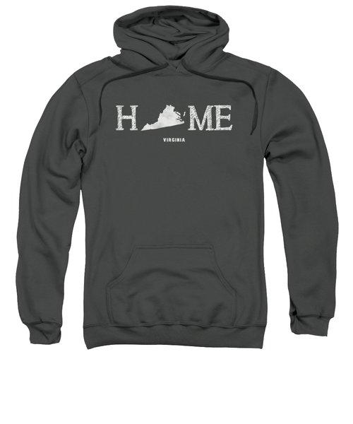 Va Home Sweatshirt by Nancy Ingersoll