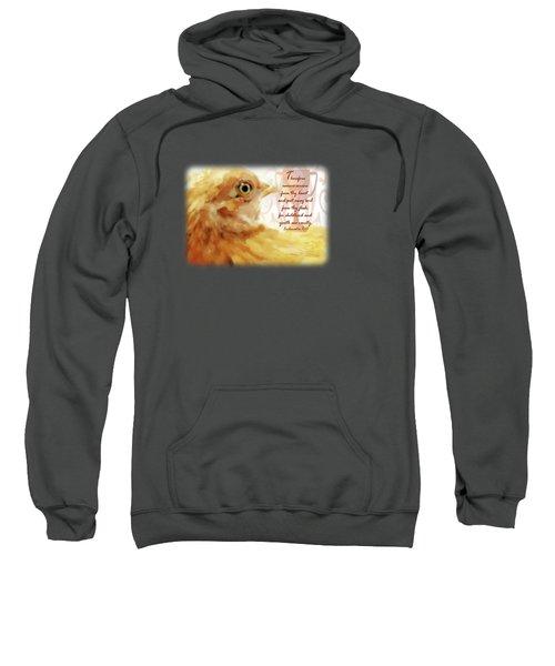 Vanity Fair - Verse Sweatshirt by Anita Faye
