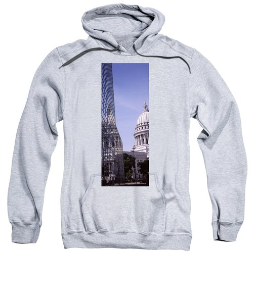 Low Angle View Of A Government Sweatshirt by Panoramic Images