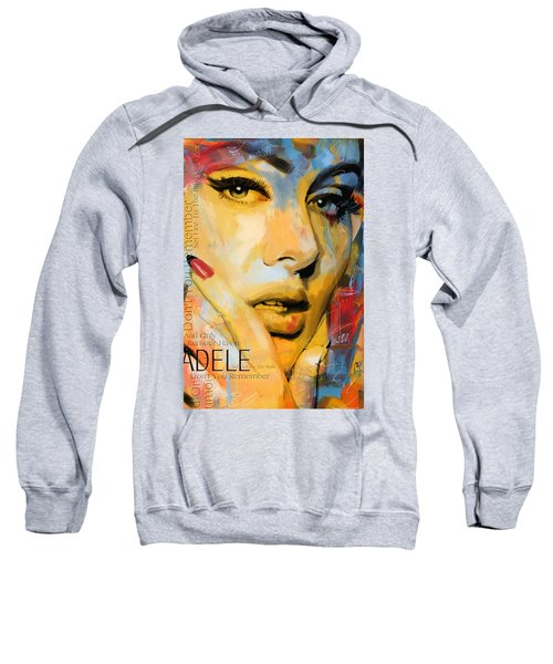Adele Sweatshirt by Corporate Art Task Force