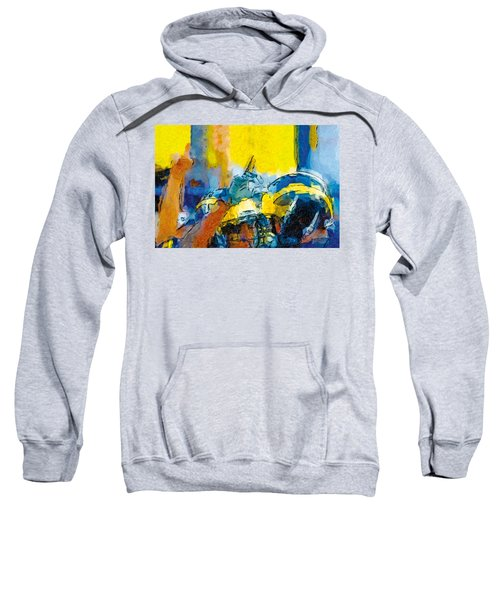 Always Number One Sweatshirt by John Farr