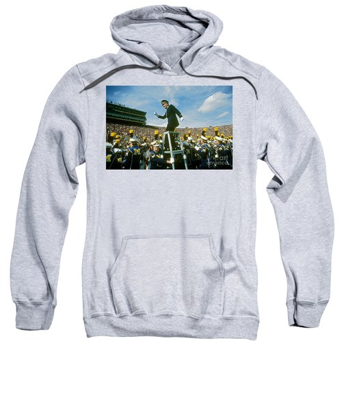 Band Director Sweatshirt by James L. Amos