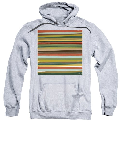 Color Of Life Sweatshirt by Lourry Legarde
