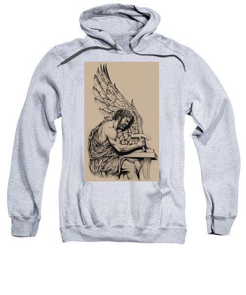 Daedalus Workshop Sweatshirt by Derrick Higgins