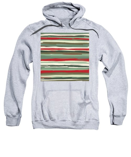 Gloomy Beach Day Sweatshirt by Lourry Legarde