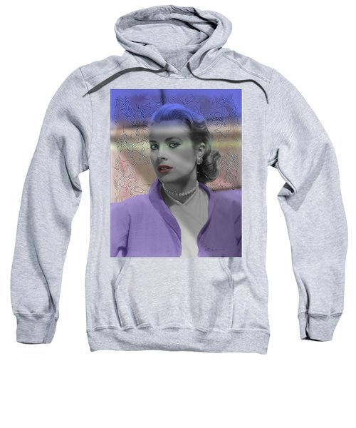 Grace Kelly - Featured In Comfortable Art Group Sweatshirt by EricaMaxine  Price