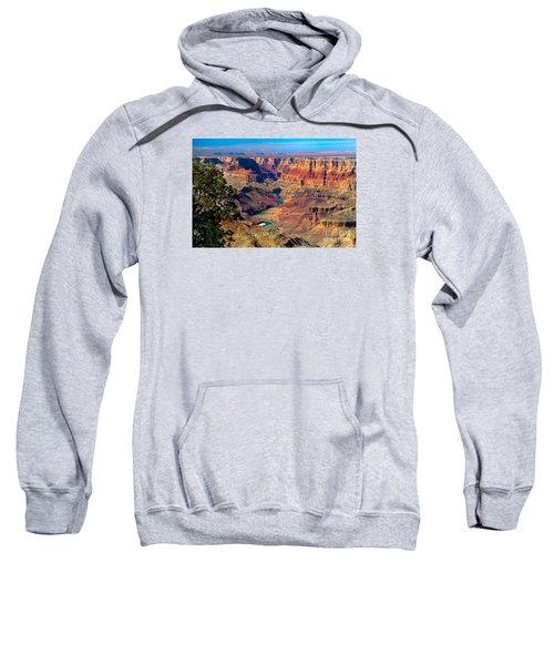 Grand Canyon Sunset Sweatshirt by Robert Bales