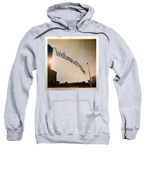 Harlem Sweatshirt by H James Hoff