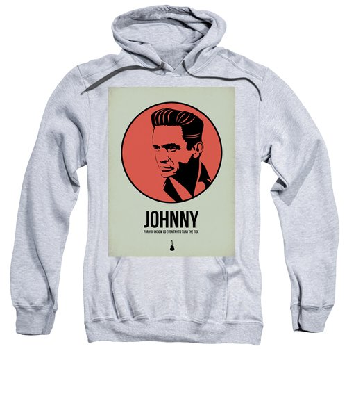 Johnny Poster 2 Sweatshirt by Naxart Studio