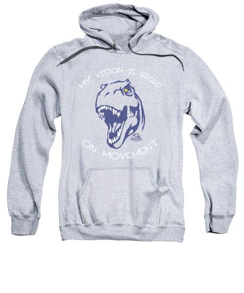 Jurassic Park - My Vision Sweatshirt by Brand A