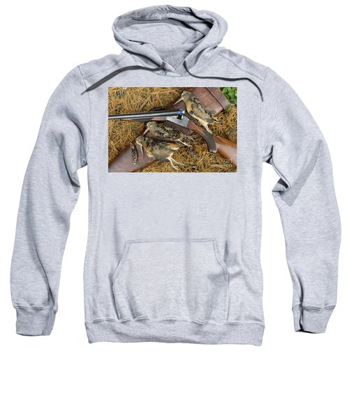 Lefever And Timberdoodle - D004023 Sweatshirt by Daniel Dempster