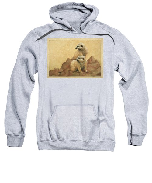Lookouts Sweatshirt by James W Johnson