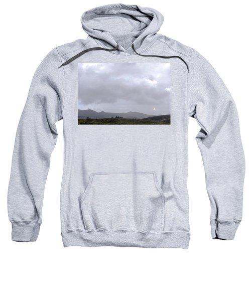 Minotaur Iv Lite Launch Sweatshirt by Science Source