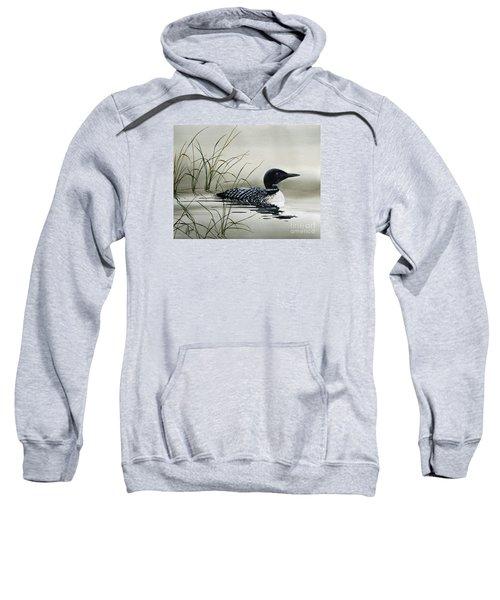 Nature's Serenity Sweatshirt by James Williamson