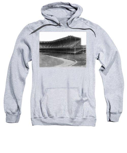 New Yankee Stadium Sweatshirt by Underwood Archives
