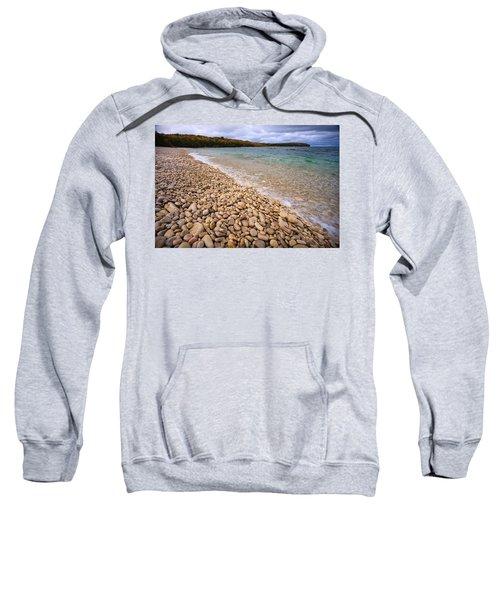 Northern Shores Sweatshirt by Adam Romanowicz