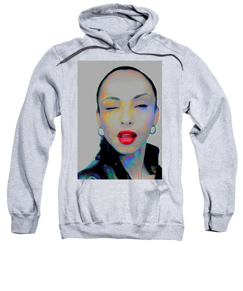 Sade 3 Sweatshirt by Fli Art