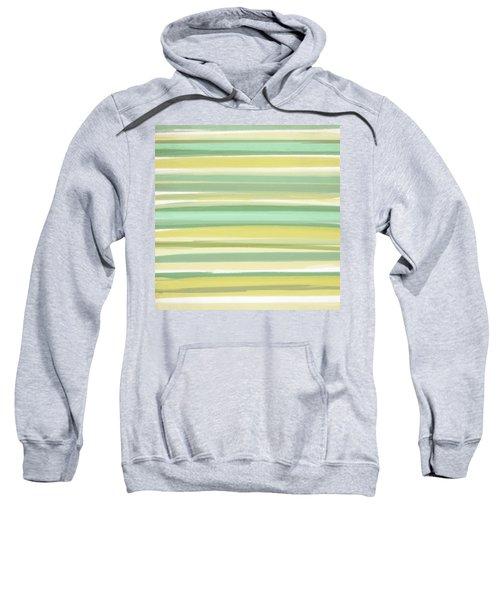 Spring Green Sweatshirt by Lourry Legarde