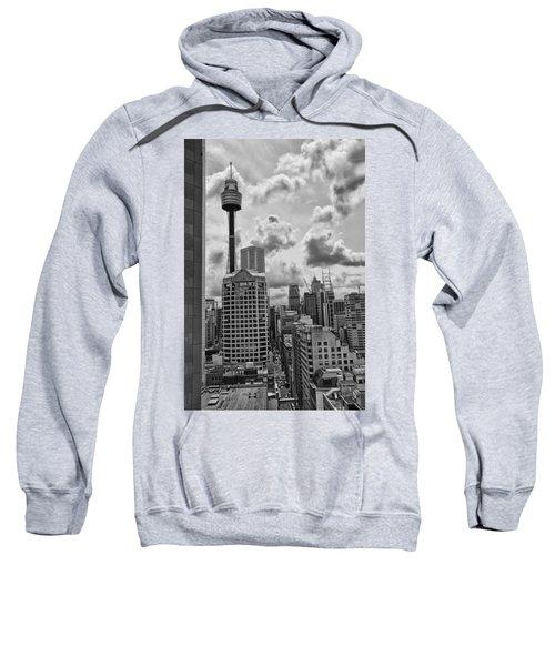 Sydney Skyline Sweatshirt by Douglas Barnard