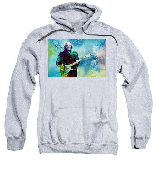 Tears In Heaven 2 Sweatshirt by Bekim Art