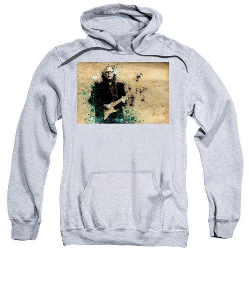 Tears In Heaven Sweatshirt by Bekim Art