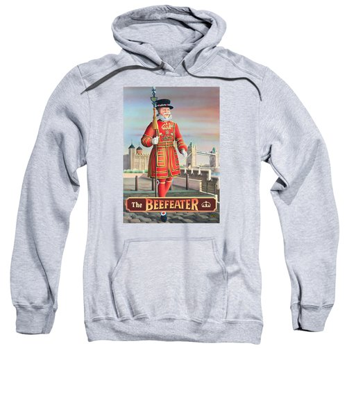 The Beefeater Sweatshirt by Peter Green