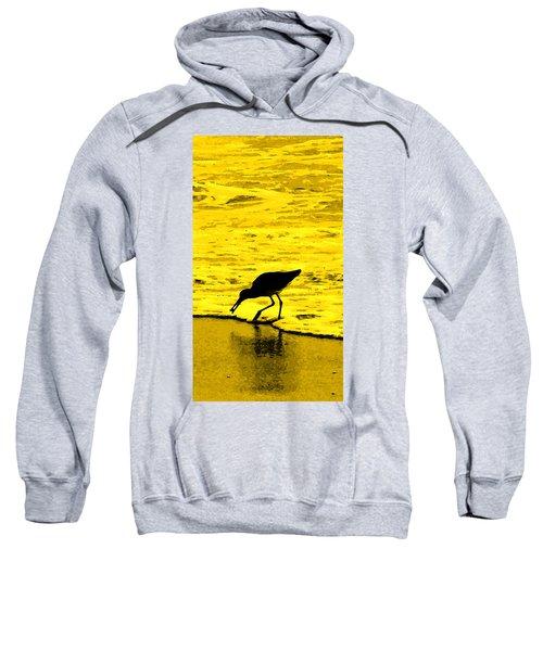 This Beach Belongs To Me Sweatshirt by Ian  MacDonald