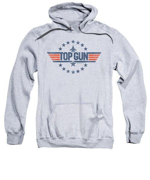 Top Gun - Star Logo Sweatshirt by Brand A