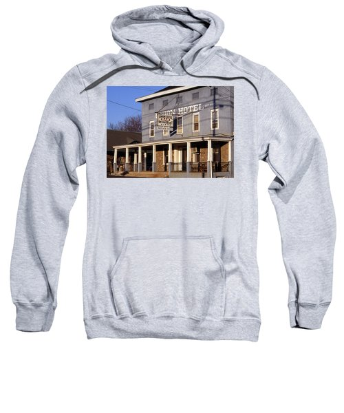 Union Hotel Sweatshirt by Skip Willits