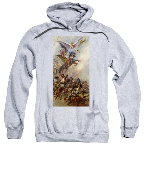 Victory Sweatshirt by Jean-Baptiste Edouard Detaille