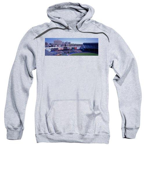 Yankee Stadium Ny Usa Sweatshirt by Panoramic Images