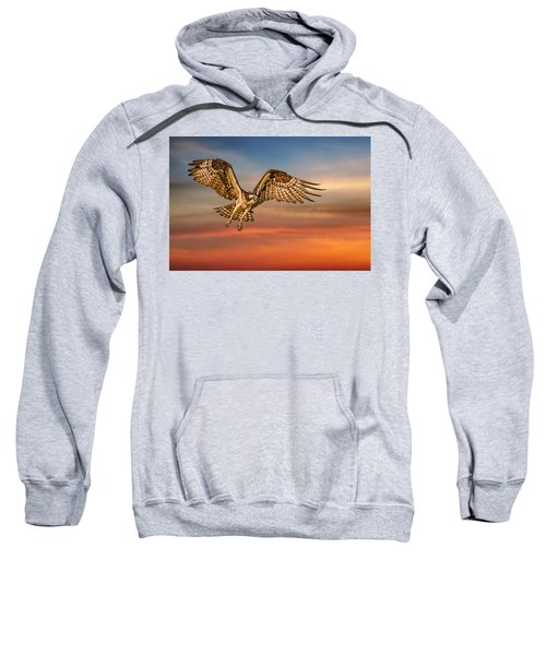 Calling It A Day Sweatshirt by Susan Candelario