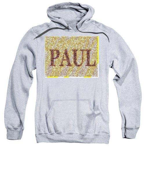 Custom Paul Mosaic Taylor Swift Sweatshirt by Paul Van Scott