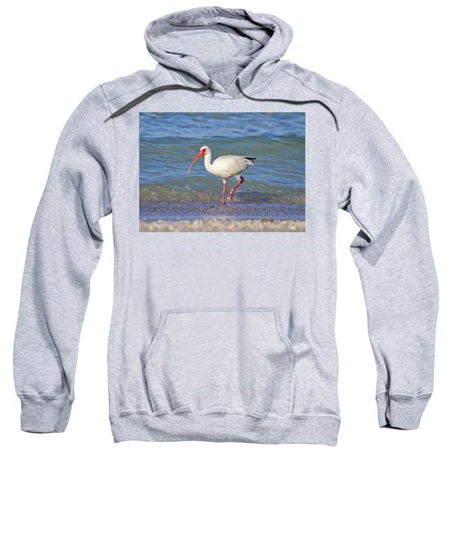 One Step At A Time Sweatshirt by Betsy Knapp