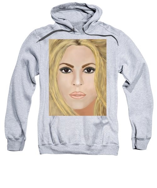 Shakira Sweatshirt by Mathieu Lalonde