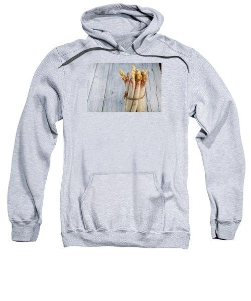 Asparagus Sweatshirt by Nailia Schwarz