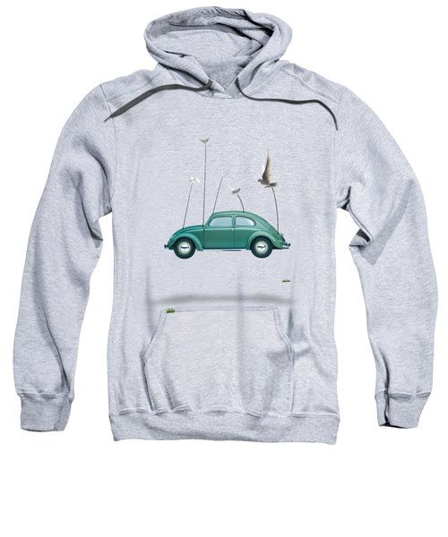 Cars  Sweatshirt by Mark Ashkenazi