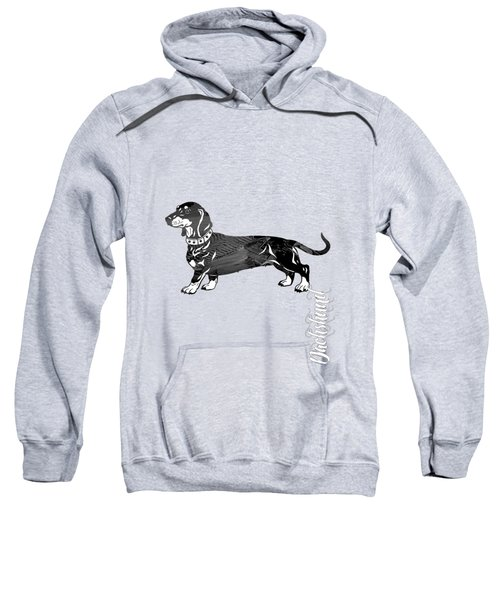 Dachshund Collection Sweatshirt by Marvin Blaine