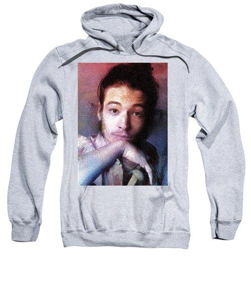 Ezra Miller Sweatshirt by Best Actors