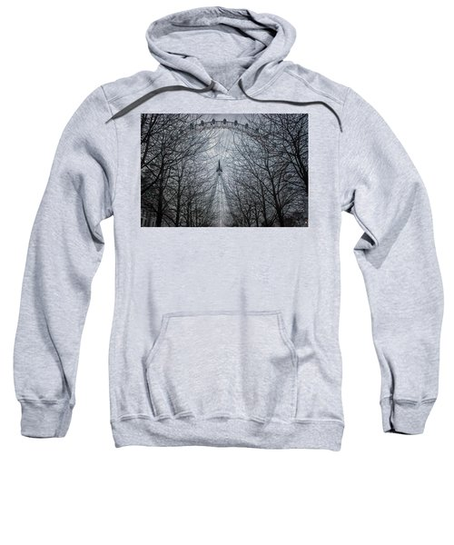 London Eye Sweatshirt by Martin Newman