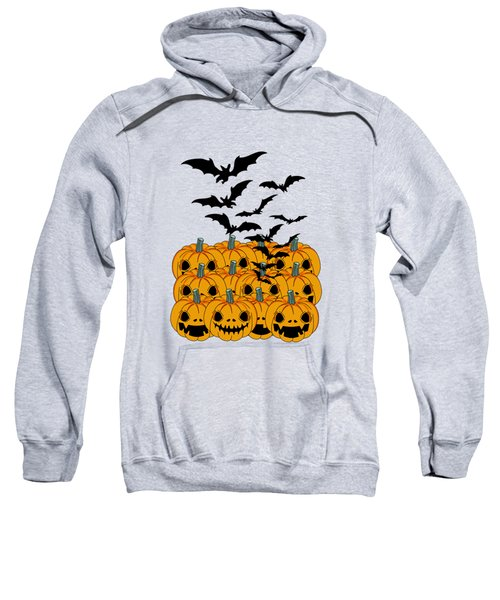 Pumpkin Sweatshirt by Mark Ashkenazi
